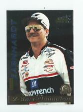 1996 Action Packed Credentials SILVER SPEED #9 Dale Earnhardt STC