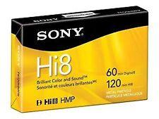 8mm: Hi8 Camcorder Tapes & Discs