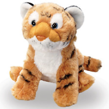Wild Republic Cuddlekins Mini Plush Toy Tiger - 20cm