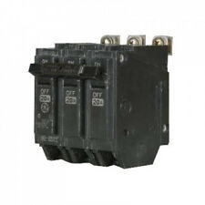 Ge Distribution Thhqb32080 Molded Case Circuit Breaker 80 Amp 240 Volt Ac 3-Pole