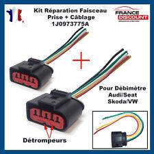 2X Kit Reparation Prises Debimetre Audi Vw Seat Skoda 1J0 973 775 A 1J0973775A