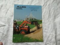 Allied loader brochure
