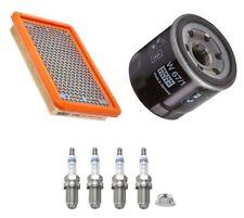 Service Kit Fits Mazda MX-5 MK II 1.6 1.8 Mann Air Oil Filter Bosch Spark Plugs