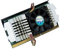 Intel Pentium III 600MHz SLOT1 SL43E + Refroidisseur