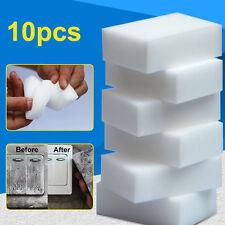 Magic Sponge Sponges 10 Pack Cleaning Melamine Foam Eraser Stain Dirt Remover