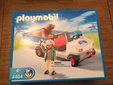 Playmobil 4464 Seal Transport Truck w/ Vet, equipment and Seal New in Box!