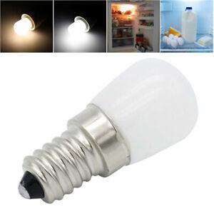 E14/E12 2835 SMD AC 220-240V 3W LED Oven Lamp Globe Light Refrigerator Bulb