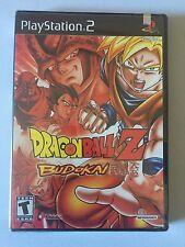 DBZ Dragon Ball Z Budokai - PS2 - NEUF / NEW - US