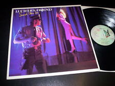 """Lucifer's Friend """"Sneak Me In"""" LP Elektra – G 52 203 Italy 1980"""