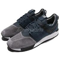 New Balance MRL247N3 D 247 Navy Grey Black Men Running Shoes Sneakers MRL247N3D