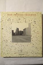 Idee Prozess  Ergebnis Rekonstruktion der Stadt, Architektur 1987