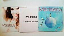 Lot 3 CD Promo MADALENA : Respectez moi / L'invitation au voyage + album  promo