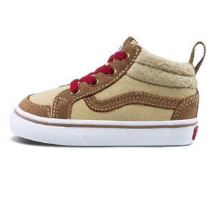 Las mejores ofertas en Zapatos de Bebé de gamuza Niños VANS | eBay