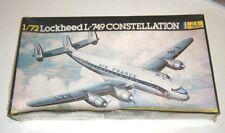 Heller Air France/TWA Lockheed L-749 Constellation Plastic Kit