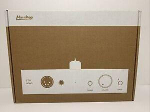 Massdrop x Alex Cavalli Tube Hybrid (CTH) Headphone Amplifier