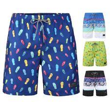 Beautiful Giant Men's Fast Dry Mesh Lining Swimwear Shorts Swim Outdoor Trunks