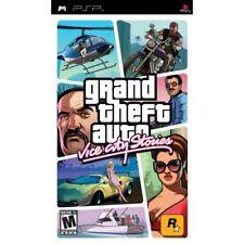 Grand Theft Auto Vice City Stories Sony For PSP UMD 4E