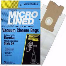 Eureka DX Electrolux Aptitude Oxygen Upright Vacuum Bags (3pk)