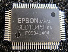 Sed1345foa EPSON CMOS LCD Video Interface (VLI) nel chassis qfp80 (a25/3593)
