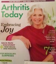 Arthritis Today Kathryn Lee Scott Dark Shadows Health Goals for 2018