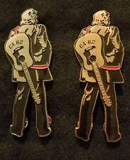 LITTLE LEAGUE PINS: JOHNNY CASH LITTLE LEAGUE PIN SET ( 4 INCH 3D ) CA62