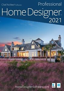Chief Architect Home Designer Pro 2021 - USB