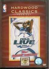 NBA Live 2001: The Music Videos (DVD, 2001) Brand New Never Opened