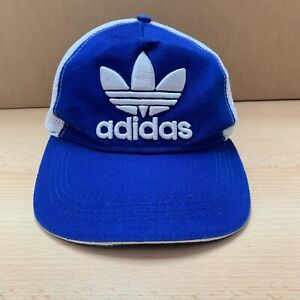 Adidas Baseball Cap Hat Blue One Size Fits All Mens