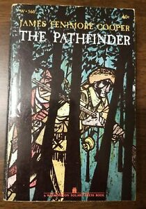 The Pathfinder: Or, the Inland Sea (Signet Classical Books) James Cooper 1960