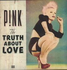 Truth About Love - Pink (2012, Vinyl NEUF) Explicit Version2 DISC SET