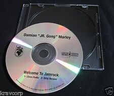 "DAMIAN ""JR GONG"" MARLEY 'WELCOME TO JAMROCK' 2005 PROMO CD SINGLE"