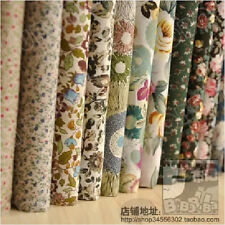 12PCS 23CM*24CM cotton patchwork fabric DIY crafts sewing doll cloth tecidos