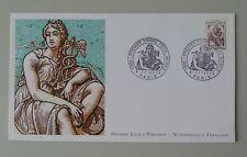 France 1er jour adhésif 507 6 novembre 2010 timbre fiscal