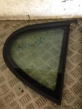 2001 1M1 1.9 TDI ALH Seat Leon 5DR escotilla PASAJERO TRASERO NSR cuarto de vidrio de ventana