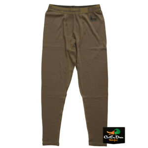 NEW BANDED GEAR BASE LAYER WOOL BOTTOM PANTS  - B1020023 - 230 GRAM
