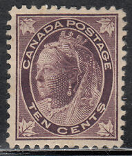 Canada UNITRADE # 73 ( z3 ) Hinged  Value $ 800.00