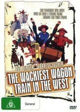 The Wackiest Wagon Train in the West New DVD Region 4