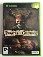 Pirates Of The Caribbean Xbox Game