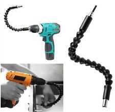 Extension Screwdriver Drill Bit Flexible Shaft Bit Holder Connecting Link 295mm