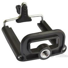 Clip Bracket Monopod Tripod Stand Mount Holder Adapter For Camera Cell Phone abc