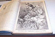 ALBUM le globe-trotter voyages découvertes explorations aventures 1902 T 2 N° 27