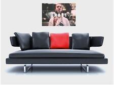 "POST MALONE BORDERLESS MOSAIC TILE WALL POSTER 35"" x 25"" HIP HOP RAP"
