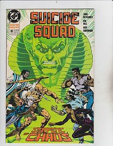 DC Comics! Suicide Squad! Issue 45!