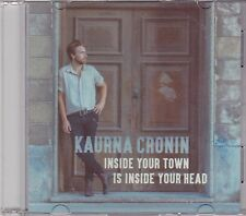 Kaurna Cronin-Inside Your Town Promo cd single