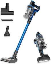 Proscenic P10 Cordless Vacuum Cleaner, 22000Pa Powerful 4 In 1 Handheld Stick Va