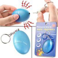 Alarme Protection sécurité 120dB 12V alarme personnelle self-défense Porte-clé
