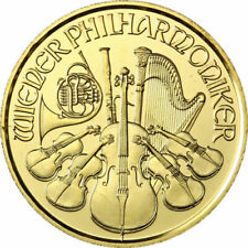 Österreichische Münzen nach Euro-Einführung aus Gold