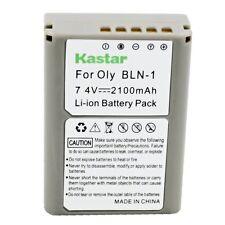 1x Kastar Battery for Olympus BLN-1 BLN1 OM-D E-M1 OM-D E-M5 PEN E-P5 PEN-F