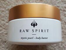 Raw Spirit MYSTIC PEARL Body Butter (8 oz.)