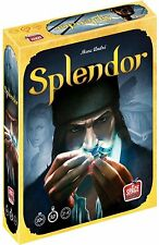 Splendor (Asmodee Merchant Board Game, 2-4 Players, Ages 10+) Brand New Sealed